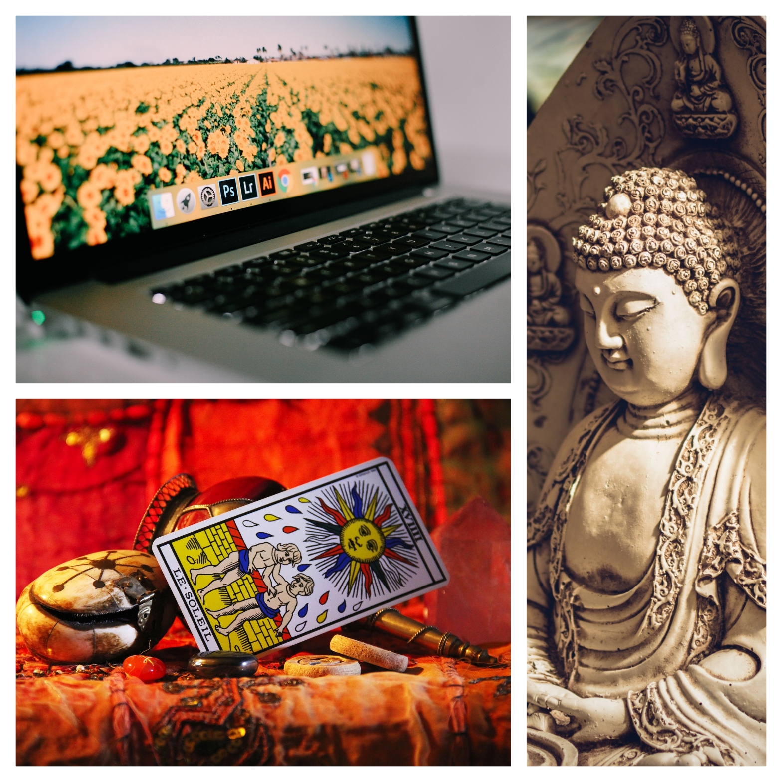Predictions, PDF and Buddhism in AI